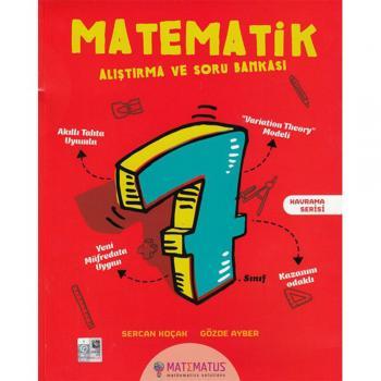 7. Sınıf Matematik Alıştırma ve Soru Bankası Matematus Yayınları