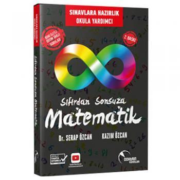 Sıfırdan Sonsuza Matematik Konu Özetli Soru Bankası Doktrin Yayınları