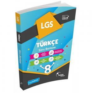 8. Sınıf LGS Türkçe Soru Bankası Yeni Nesil Doktrin Yayınları