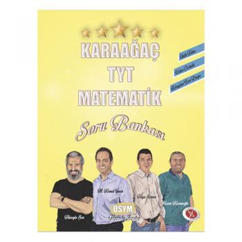 TYT Matematik Soru Bankası Karaağaç Yayınları
