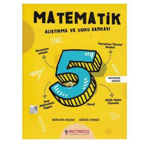 MATEMATUS  5.Sınıf Matematik Alıştırma ve Soru Bankası