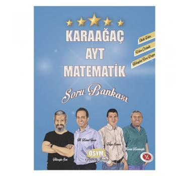 AYT Matematik Soru Bankası Karaağaç Yayınları