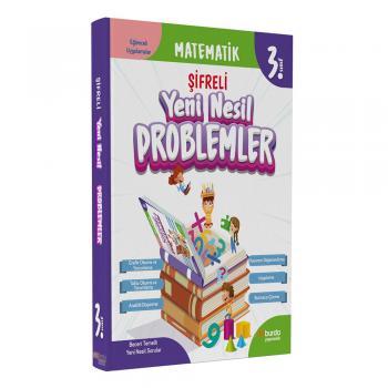 ONburda 3.Sınıf Matematik Şifreli Yeni Nesil Problemler