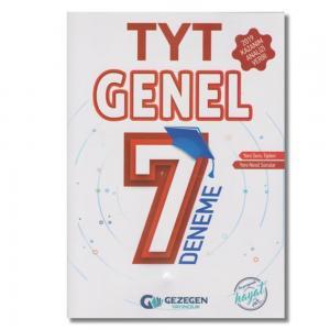 TYT 7 li Genel Deneme Gezegen Yayıncılık