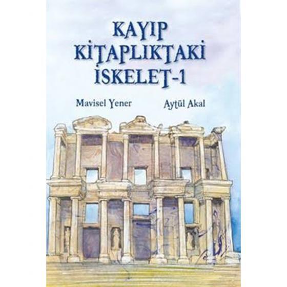 Kayıp Kitaplıktaki İskelet Tudem Yayınları