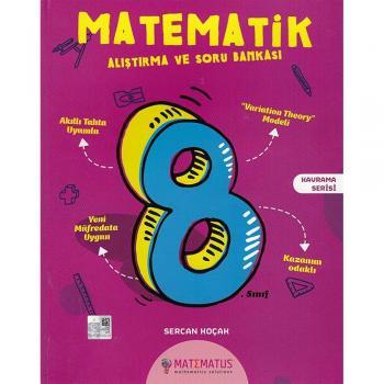 8. Sınıf Matematik Alıştırma ve Soru Bankası Matematus Yayınları
