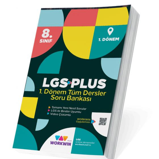 Workwın 8.Sınıf 1.Dönem LGS Tüm Dersler Soru Bankası