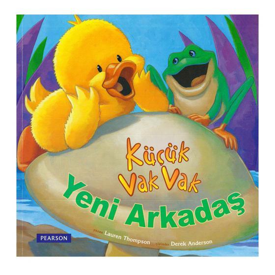 Küçük Vak Vak Yeni Arkadaş Pearson Çocuk Kitapları