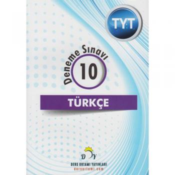 Ders Ortamı TYT Türkçe 10 Deneme Sınavı