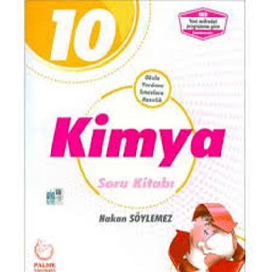 10. Sınıf Kimya Soru Kitabı Palme Yayıncılık YENİ