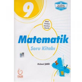 Palme 9.Sınıf Matematik Soru Kitabı YENİ