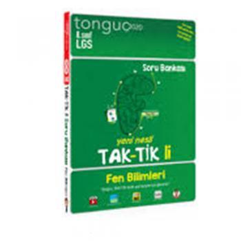 Tonguç 8.Sınıf Fen Bilimleri Taktikli Soru Bankası