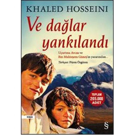 Ve Dağlar Yankılandı Cep Boy-Khaled Hosseini