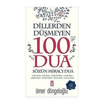 Dillerden Düşmeyen 100 Dua Timaş Yayınları