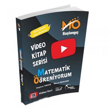 Matematik Öğreniyorum (MÖ) Başlangıç Konu Özetli Video Çözümlü Soru Bankası Doktrin Yayınları