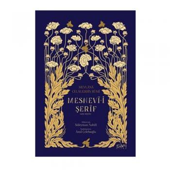 Mesnevi-i Şerif - Mevlana Celaleddin Rumi - Sufi Kitap