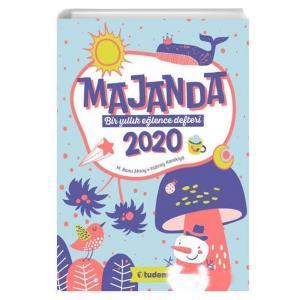 MAJANDA 2020 BİR YILLIK EĞLENCE DEFTERİ / TUDEM