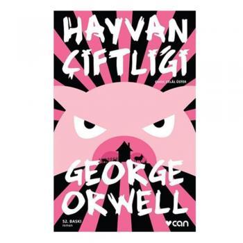 Hayvan Çiftliği George Orwell Can Yayınları