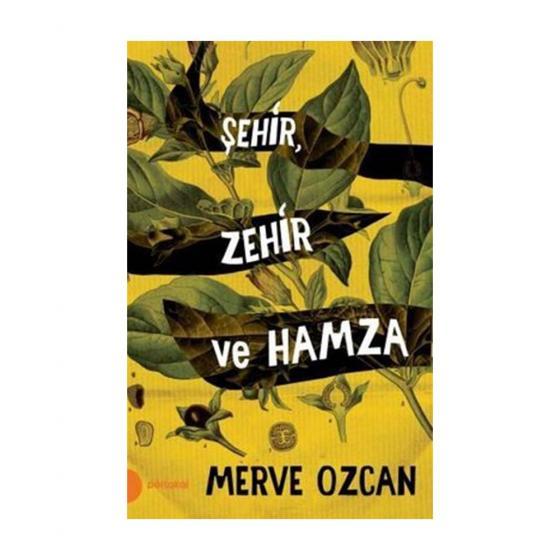 Şehir Zehir ve Hamza - Merve Özcan - Portakal Kitap
