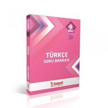 8. Sınıf Türkçe Soru Bankası Başat Yayınları