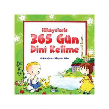 Hikayelerle 365 Gün Dini Kelime Nesil Çocuk Yayınları