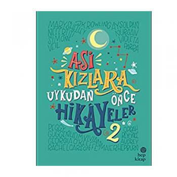 Asi Kızlara Uykudan Önce Hikayeler - 2 Hep Kitap