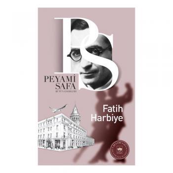 Fatih Harbiye Ötüken Yayınları