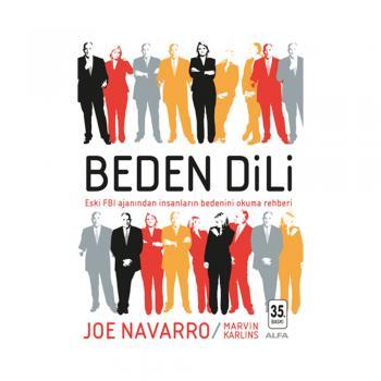 Beden Dili - Joe Navarro - Alfa Yayınları