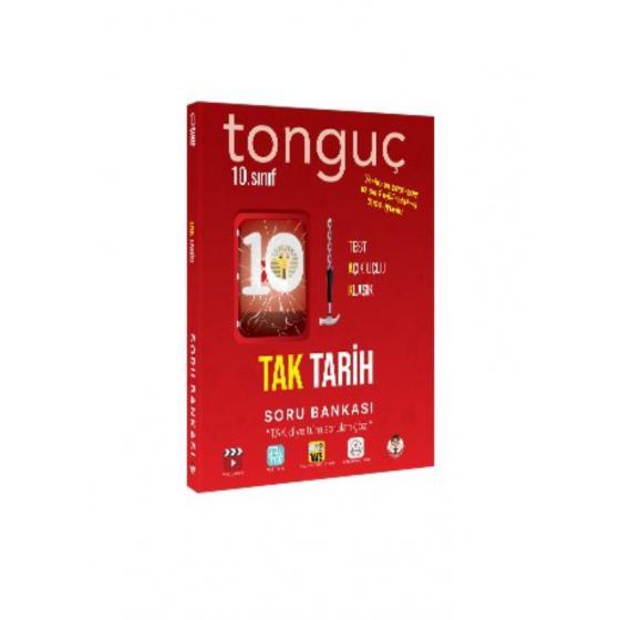 10. Sınıf TAK Tarih Soru Bankası Tonguç Akademi