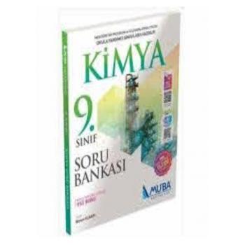 9. Sınıf Kimya Soru Bankası Muba Yayınları