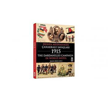 Çanakkale Savaşları 1915 Timaş Yayınları