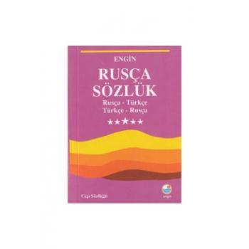Rusça Cep Sözlük Engin Yayınları