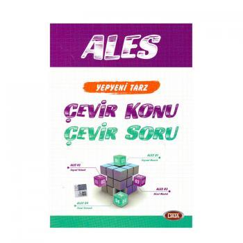 2019 ALES Çevir Konu Çevir Soru Data Yayınları