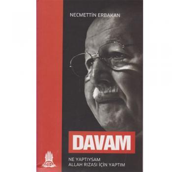 Davam  Mgv Yayınları  Necmettin Erbakan