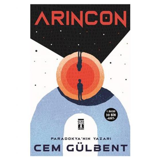 Arincon; Paradokya'nın Yazarı  Cem Gülbent Genç Timaş