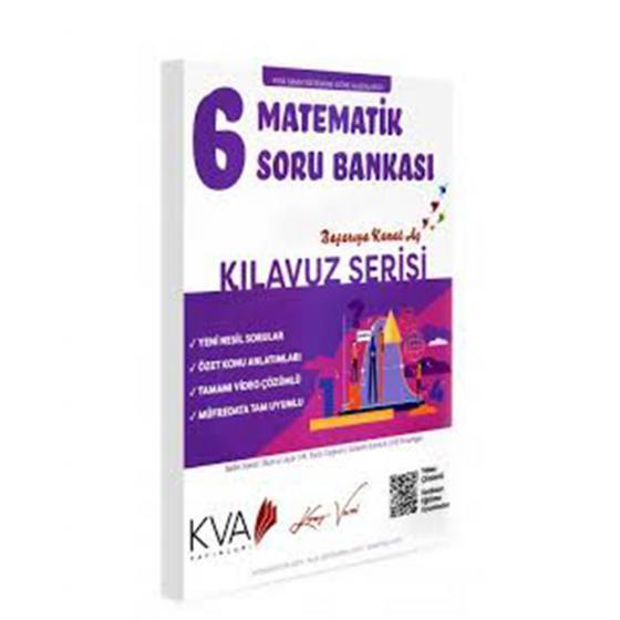 6. Sınıf Matematik Kılavuz Serisi Soru Bankası Koray Varol Akademi