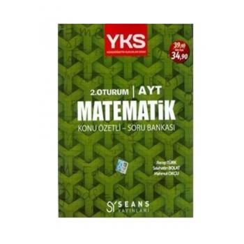 YKS-AYT MATEMATİK K.Ö S.B.-SEANS YAYINLARI