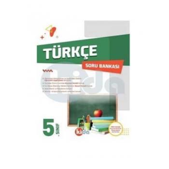 5. Sınıf Türkçe Soru Bankası Kida Yayınları