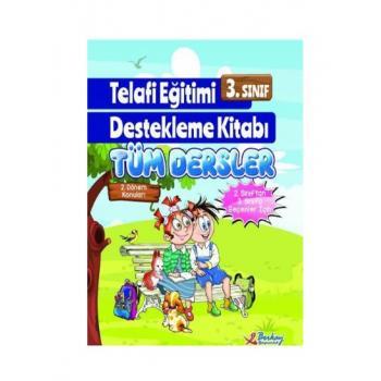 3. Sınıf Tüm Dersler Telafi Eğitim Kitabı Berkay Yayıncılık
