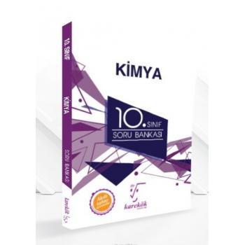 10. Sınıf Kimya Soru Bankası Karekök Yayınları