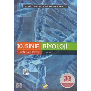 10. Sınıf Biyoloji Konu Anlatımlı FDD Yayınları