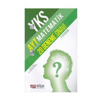 AYT Matematik 20 Deneme Sınavı Nitelik Yayınları