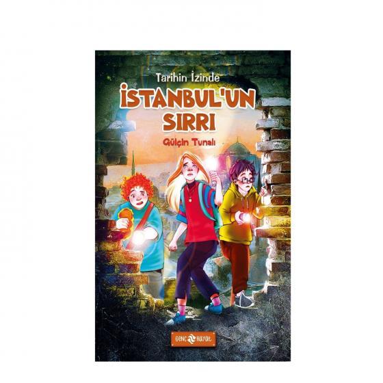 İstanbulun Sırrı Tarihin İzinde Gülçin Tunalı Genç Hayat