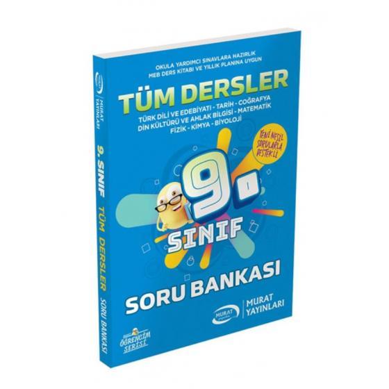 9. Sınıf Tüm Dersler Soru Bankası Murat Yayınları