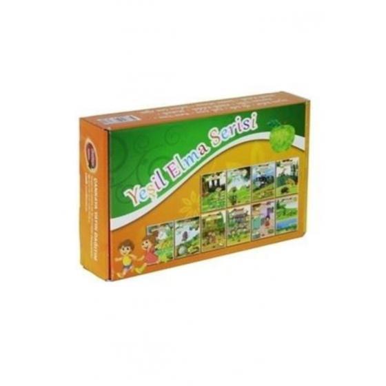 Yeşil Elma Serisi 10 Kitap Çankaya Yayın Dağıtım