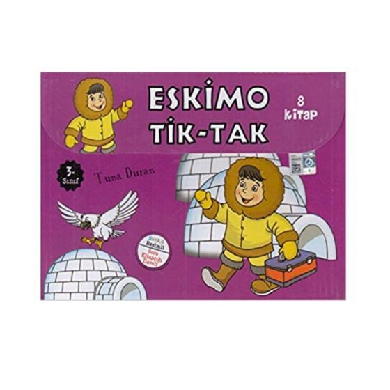 Eskimo Tik Tak 3. Sınıf 8 Kitap Pinokyo Yayınları