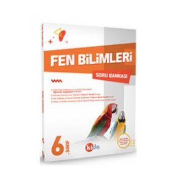6.Sınıf Fen Bilgisi Soru Bankası Kida Yayıncılık