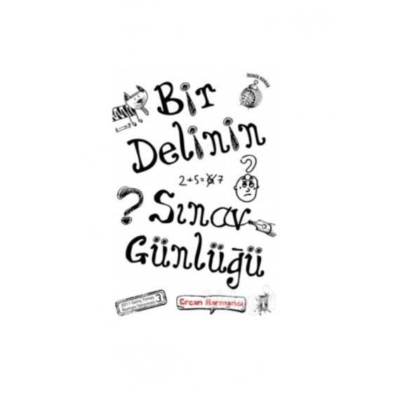 Bir Delinin Sınav Günlüğü Genç Timaş Yayınları