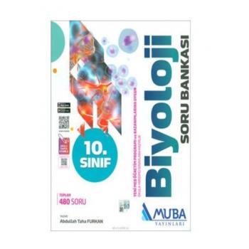 10. Sınıf Biyoloji Soru Bankası Muba Yayınları