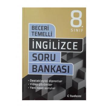 8. Sınıf İngilizce Beceri Temelli Soru Bankası
